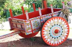 Sarchi Oxcart