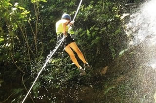 ARENAL CANYONING